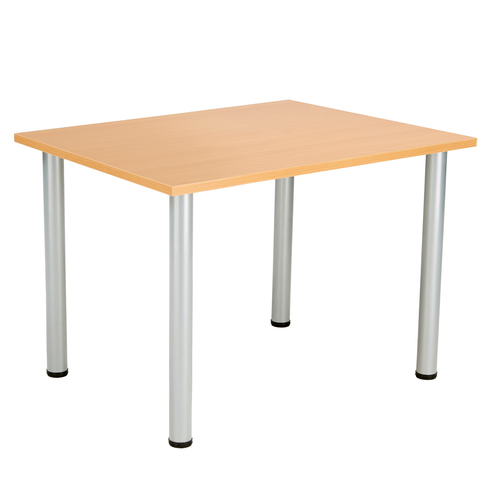 One Fraction Plus Rectangular Meeting Table