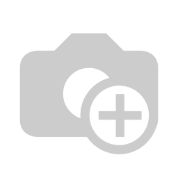 Soho Desk 09, 25mm White Top, Black Framework