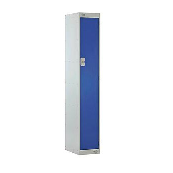 1 Door Locker 300X300X1800 Blue Door